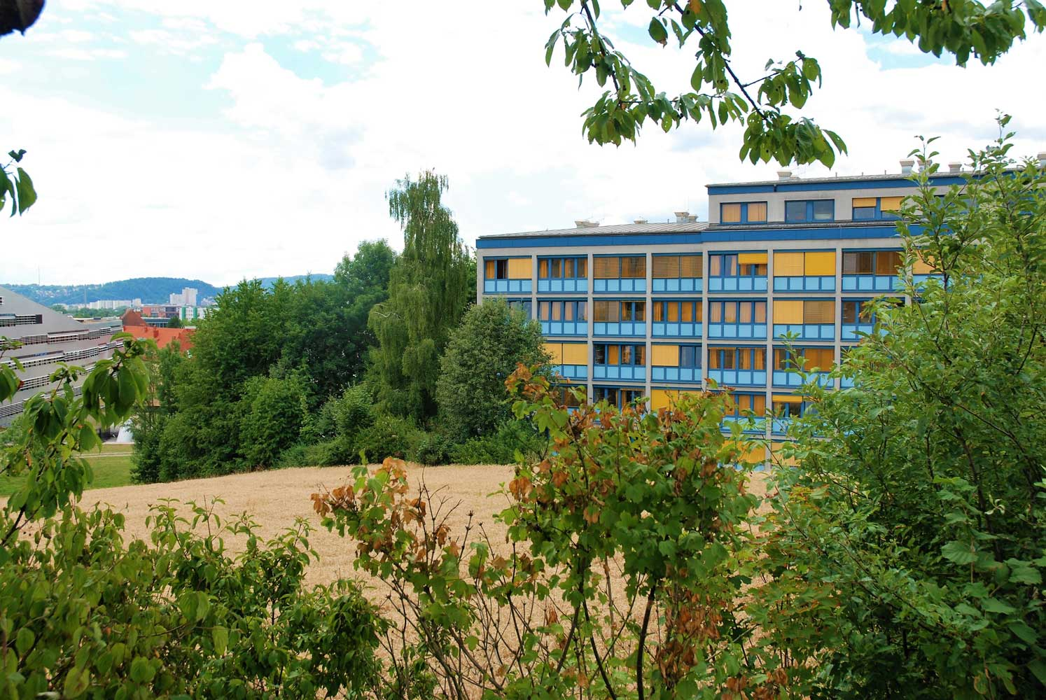Studentenheim in Linz
