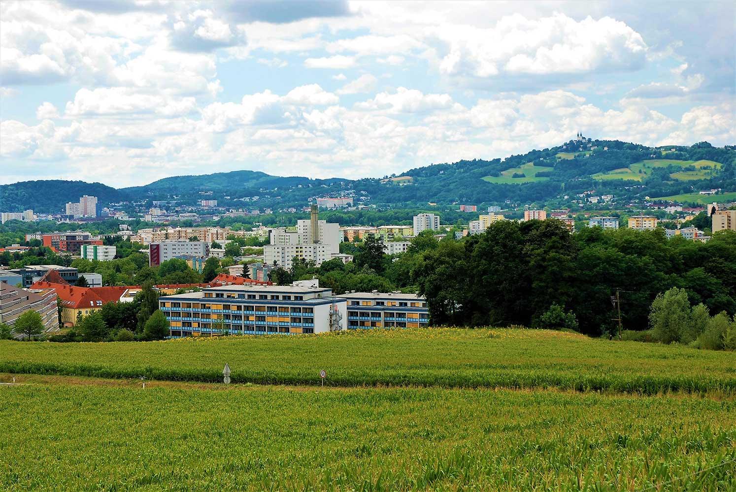 Wohnen Im Grünen in Linz